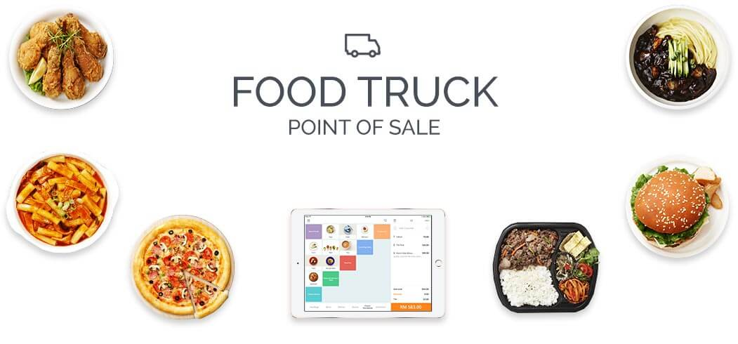 StoreHub food truck point of sale