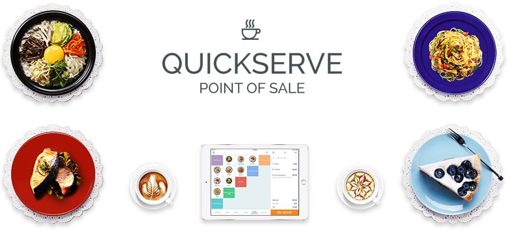 StoreHub quickserve point of sale