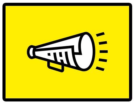 loudspeaker announcement
